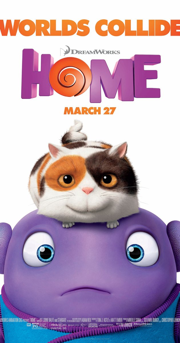 Kyle home character clipart image library library Home (2015) - Full Cast & Crew - IMDb image library library