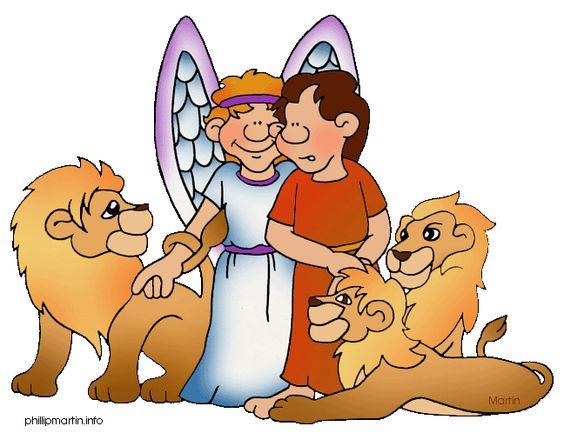 L bible character clipart graphic freeuse library The Story of Daniel - Free Bible Games & Activities for Kids ... graphic freeuse library