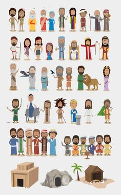 L bible character clipart banner transparent stock Joseph's Story Comic by eikonik.deviantart.com on @DeviantArt ... banner transparent stock