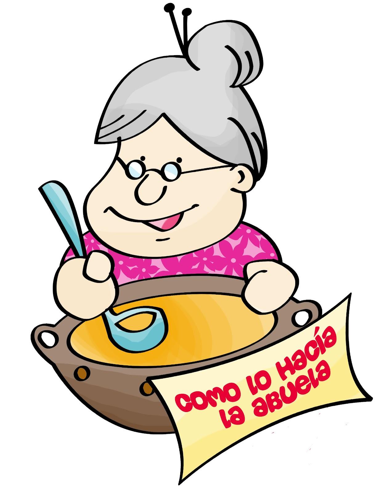 La abuela clipart image freeuse download la-abuela - AFAGA image freeuse download