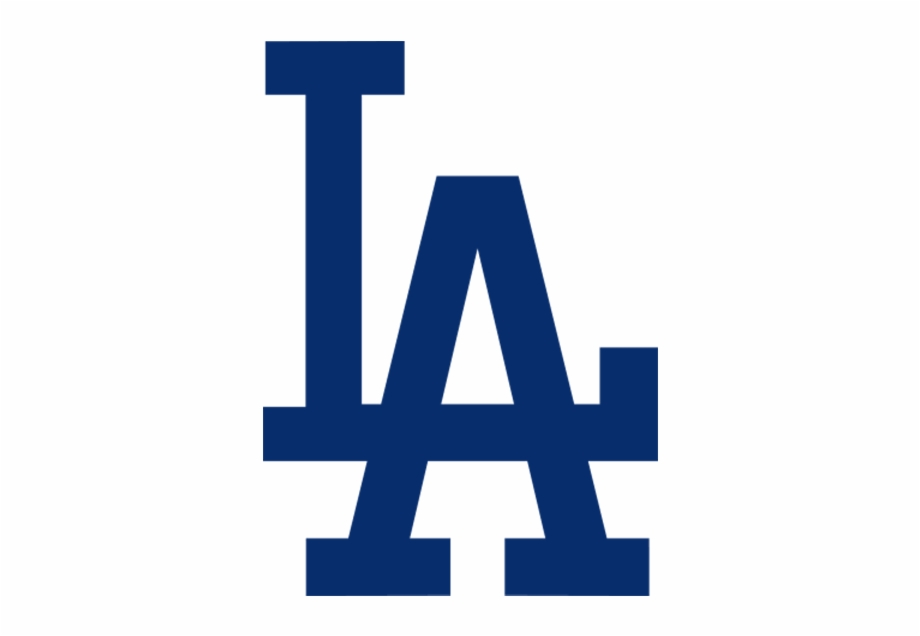 La clipart jpg free Los Angeles Dodgers La Dodgers Logo Svg - Clip Art Library jpg free