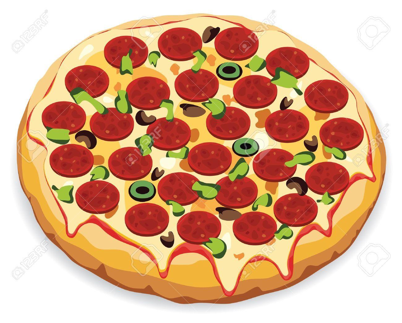 La pizza clipart picture black and white download La pizza clipart 4 » Clipart Portal picture black and white download