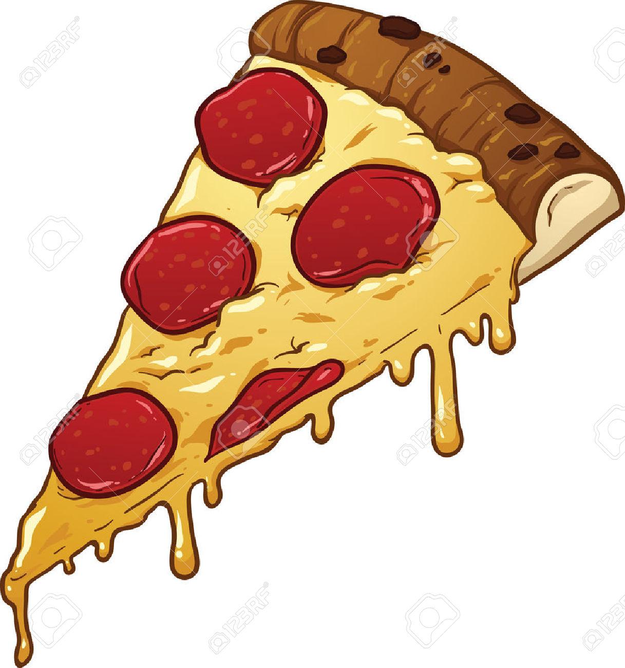 Melting pizza clipart png transparent 70+ Pepperoni Pizza Clipart | ClipartLook png transparent