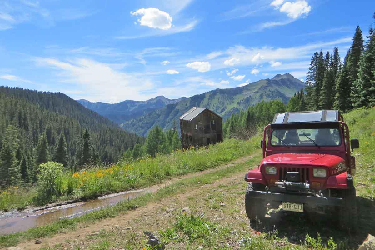 La plata mountains clipart svg library stock Jeep Tours - Tom\'s Tours svg library stock