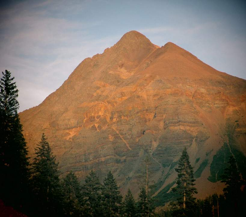 La plata mountains clipart vector black and white S.W. Colorado no stranger to volcanic activity vector black and white