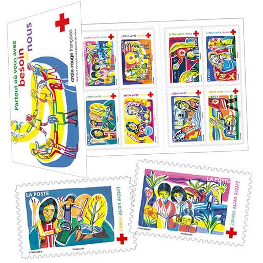 La poste clipart image transparent Sticker Suivi - Carnet de 12 image transparent