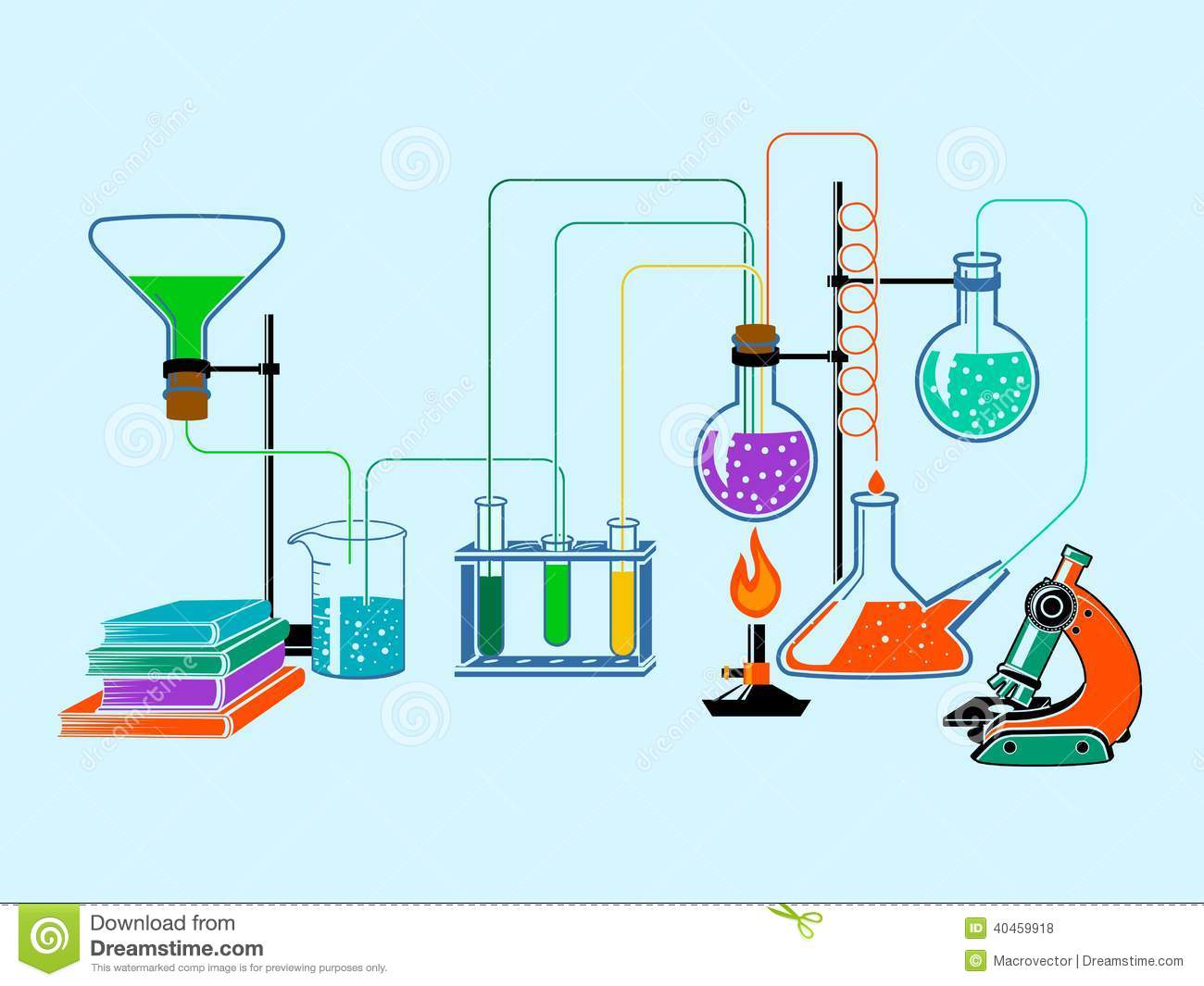 Lab equipment clipart free png black and white download Chemistry lab equipment clipart 13 » Clipart Station png black and white download