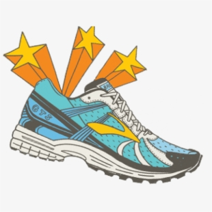 Lab shoes clipart png freeuse library Free Clipart Of Running Shoes Cliparts, Silhouettes ... png freeuse library