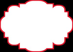 Label clipart images clip transparent library Large Red Label Clip Art | Clipart Panda - Free Clipart Images clip transparent library
