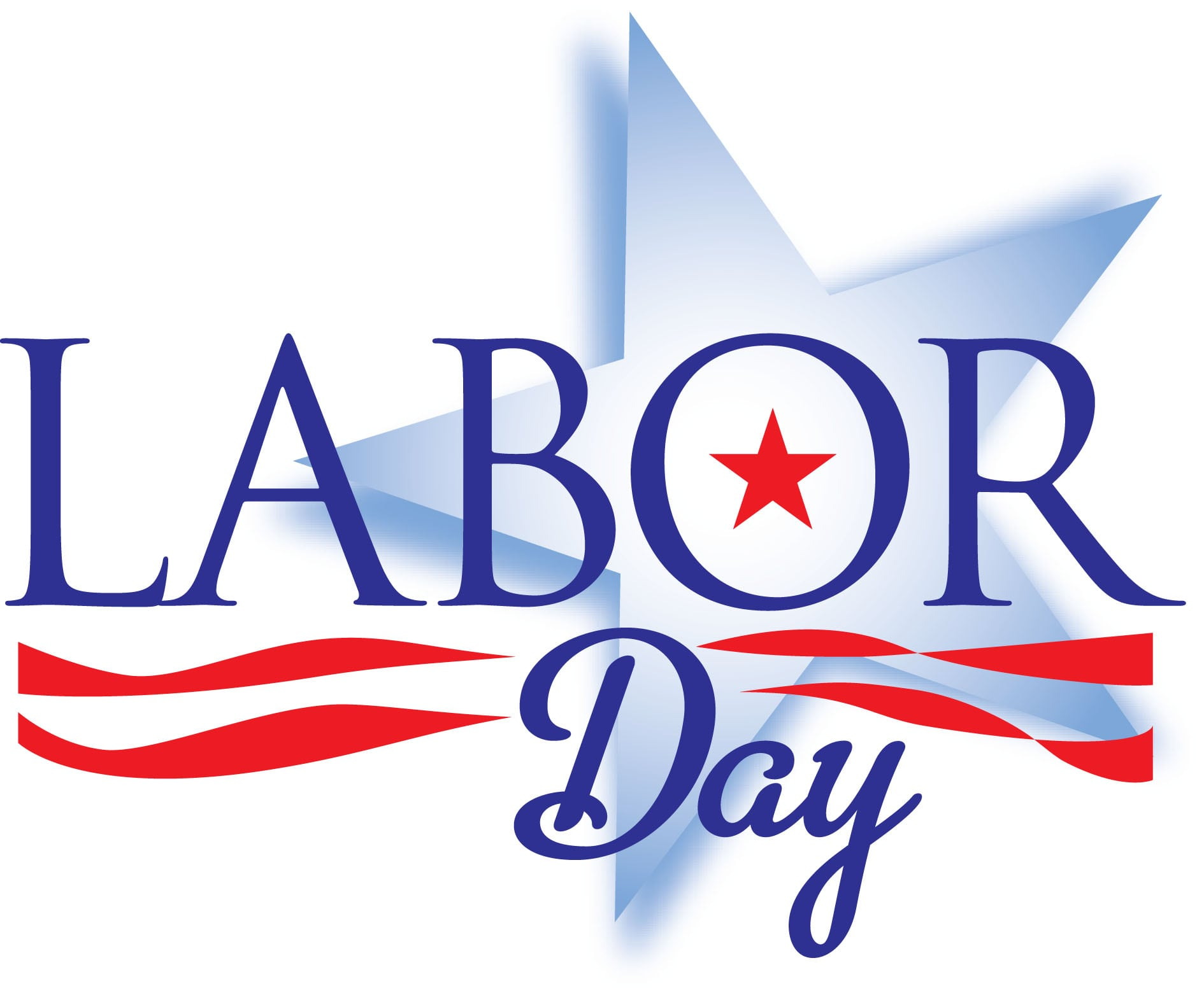 Labor day 2018 clipart black and white download City of Alexandria Services for 2018 Labor Day Holiday - The Zebra black and white download