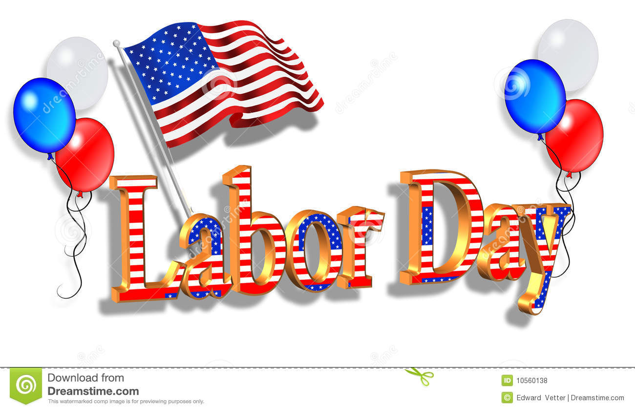Labor day clipart clipart banner download Free labor day clip art clipart - ClipartFest banner download