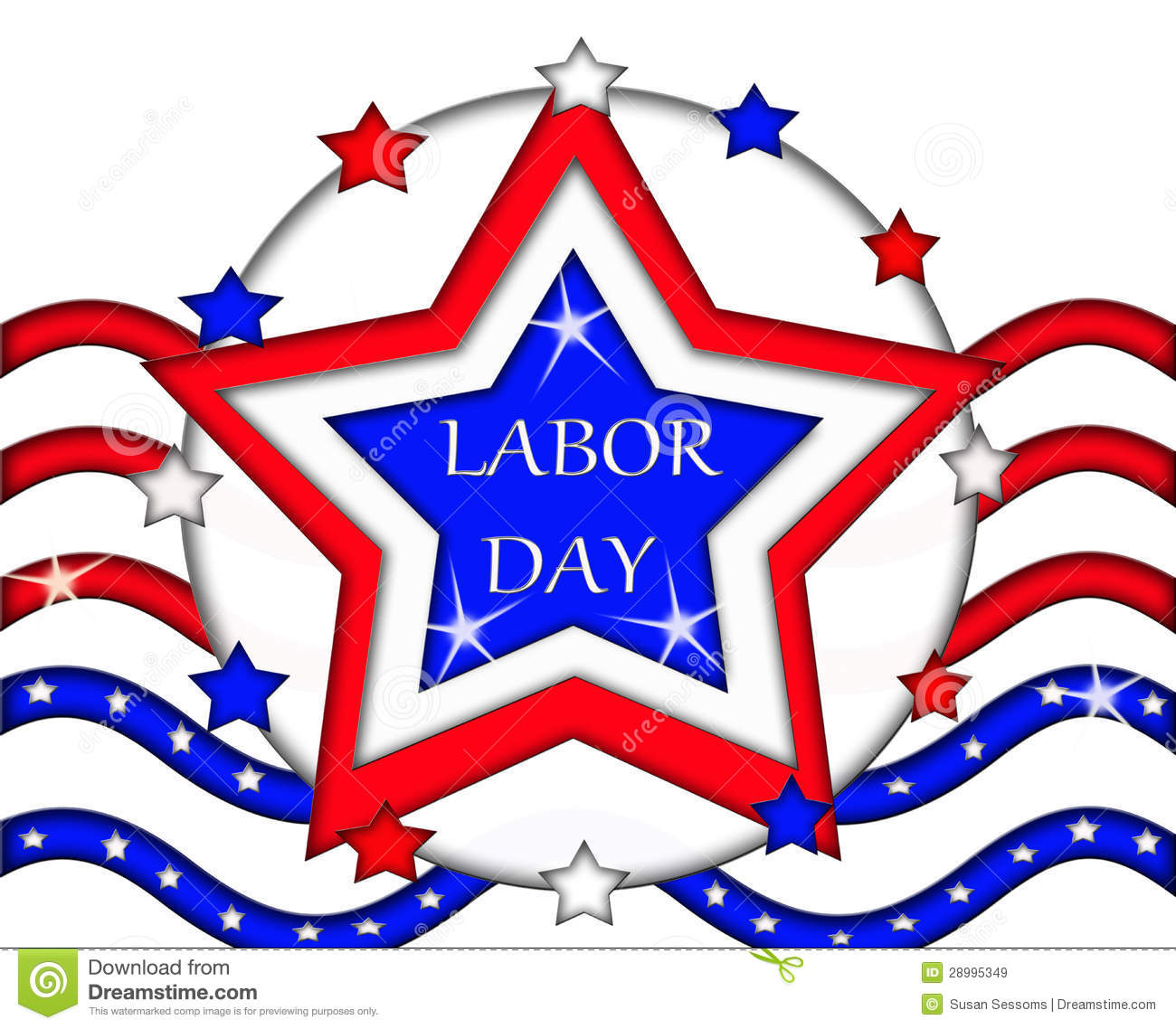 Labor day clipart clipart banner free download Labor Day Clipart - Clipart Kid banner free download