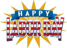 Labor day clipart clipart banner library stock Free Labor Day Clip art Clipart | Happy Labor Day | Pinterest ... banner library stock