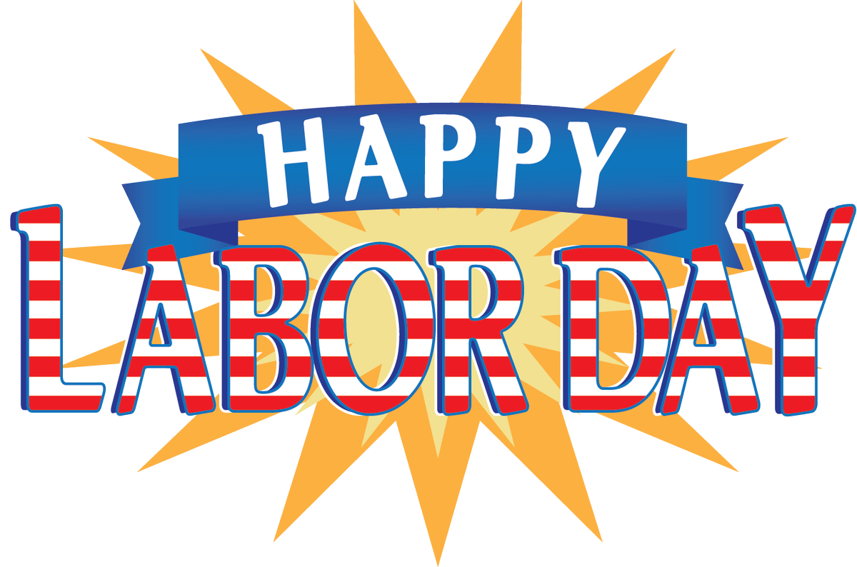 Labor day no school clipart banner transparent DBS on Twitter: