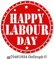 Labour day clipart clipart transparent stock Labour Day Clip Art - Royalty Free - GoGraph clipart transparent stock