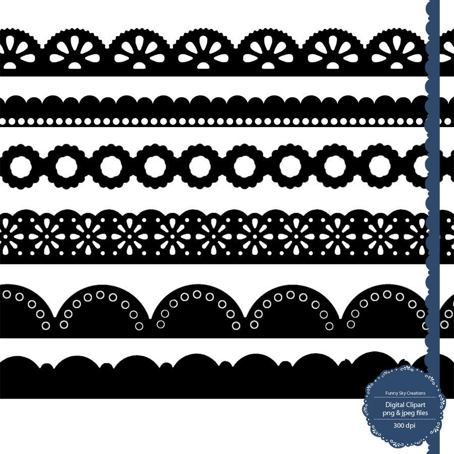 Lace border clipart transparent download Free Lace Cliparts, Download Free Clip Art, Free Clip Art on ... transparent download