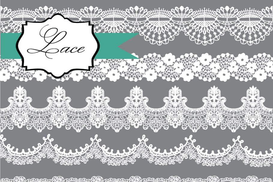 Lace clipart images svg library Lace Borders Clipart svg library