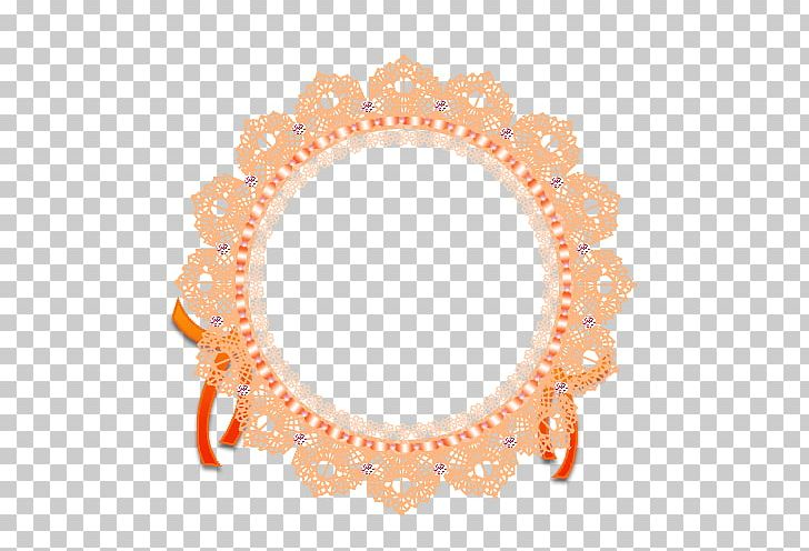 Lace ribbon clipart image library stock Lace Ribbon Frame PNG, Clipart, Body Jewelry, Circle ... image library stock