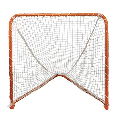 Lacrosse goal clipart banner download STX Lacrosse Folding Backyard Lacrosse Goal, Orange, 4 x 4-Feet banner download