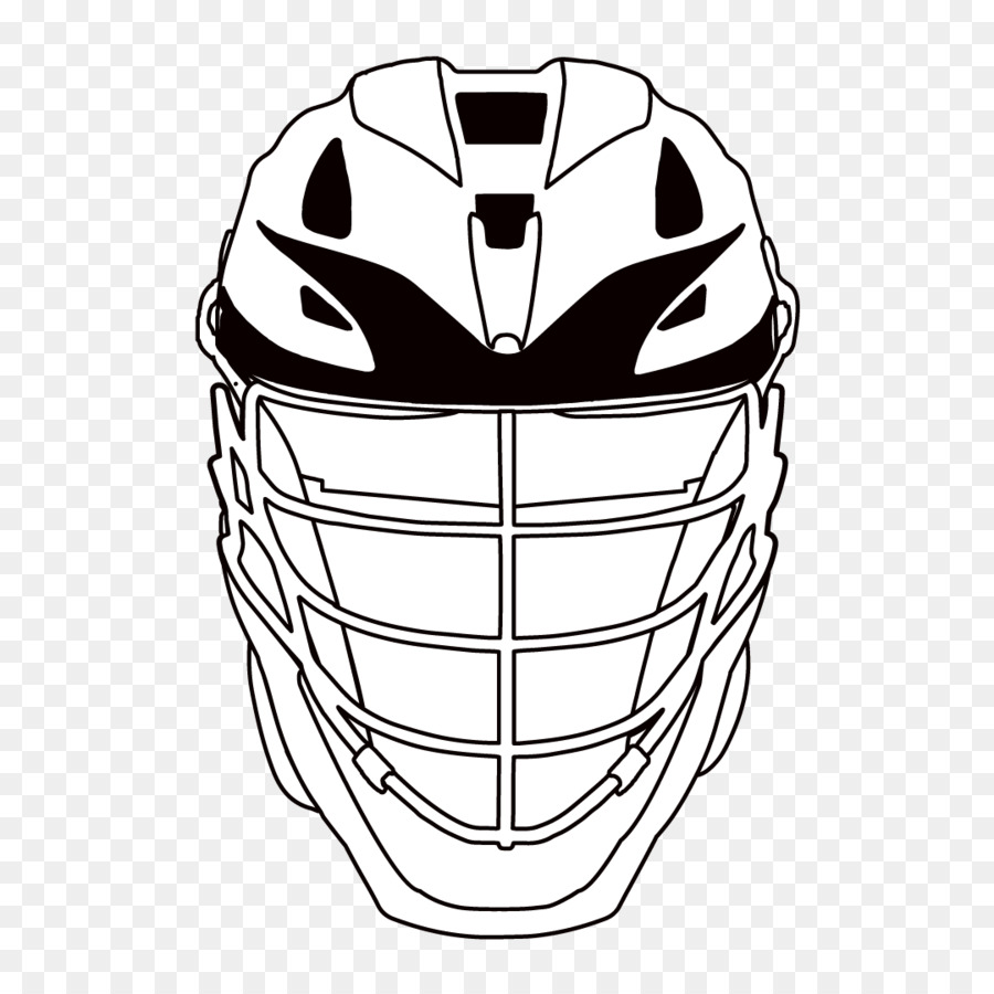 Lacrosse helmet clipart graphic black and white American Football Background clipart - Lacrosse, White, Head ... graphic black and white