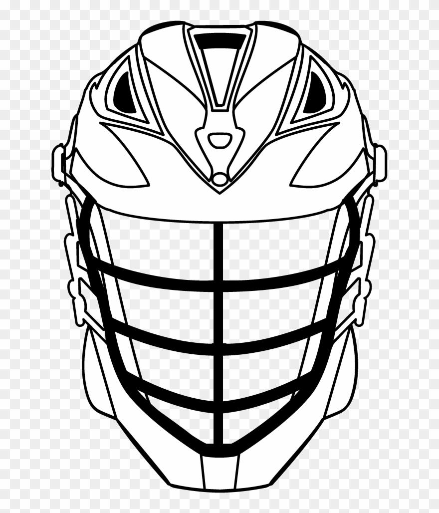 Lacrosse helmet clipart clip art stock Slap Shot Hockey Printables - Lacrosse Helmet Coloring Pages ... clip art stock
