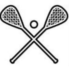 Lacrosse sticks women clipart picture freeuse download 13+ Lacrosse Stick Clipart | ClipartLook picture freeuse download