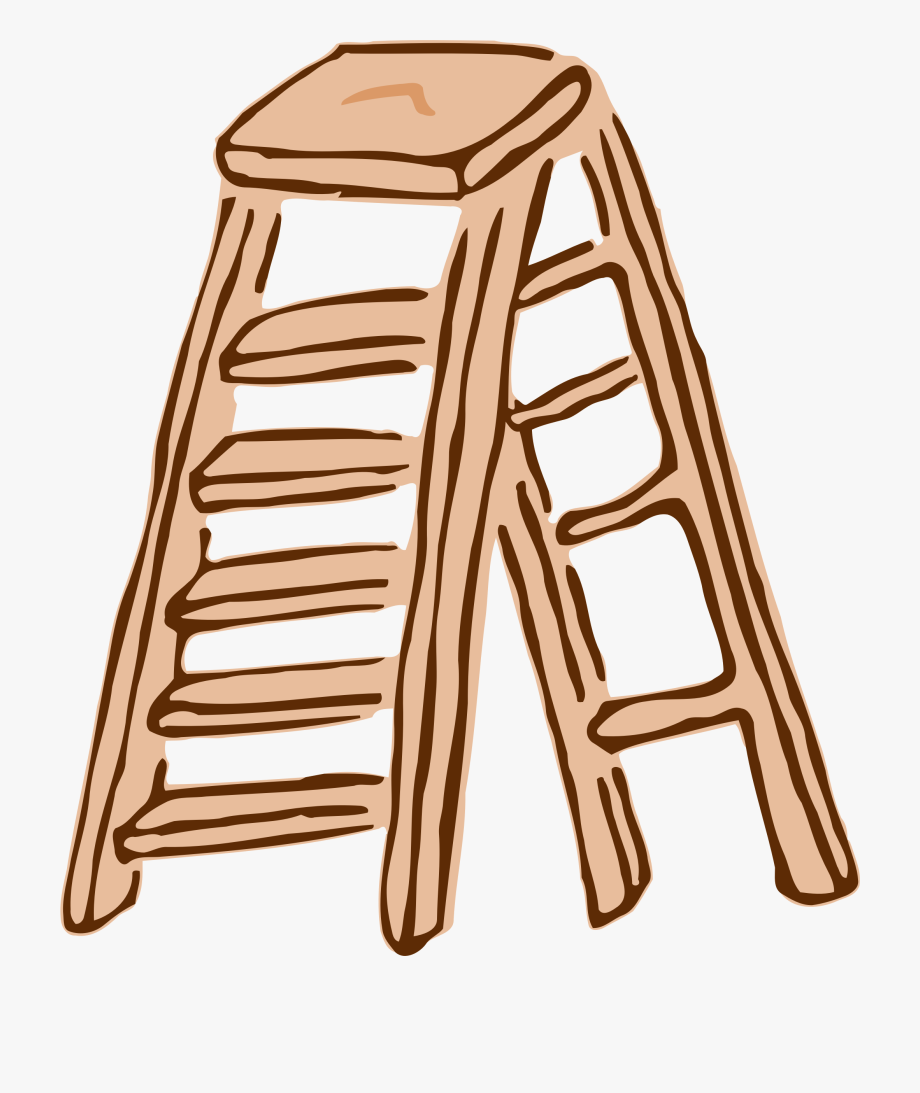 Ladder clipart images picture black and white library Ladder Clipart Firefighter - Ladder Clipart #308972 - Free ... picture black and white library