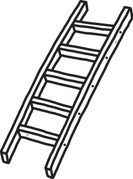 Ladder clipart images image black and white stock Ladder clipart - 57 transparent clip arts, images and ... image black and white stock