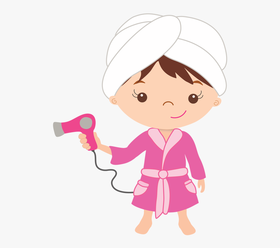 Ladies being pampered in a spa clipart png black and white stock Spa Girl Clipart - Pamper Party Clip Art #5571 - Free ... png black and white stock