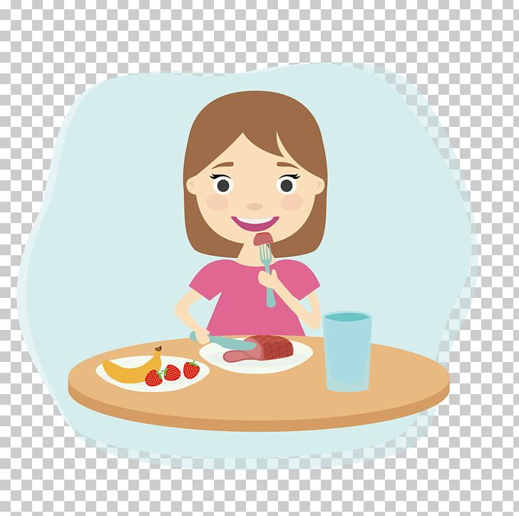 Ladies breakfast clipart image transparent library Breakfast Eating Child PNG, Clipart, Anime Girl, Baby Girl ... image transparent library