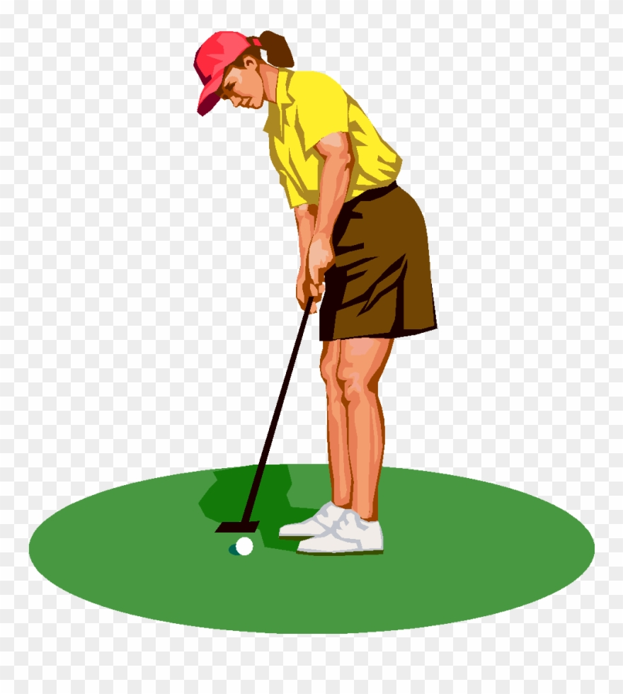 Ladies golf clipart images clipart freeuse download Golf Tee Silhouette At Getdrawings - Lady Golfer Clipart ... clipart freeuse download
