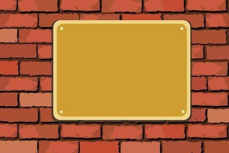 Ladrillo clipart clipart free download Imágenes clip art y gráficos vectoriales Ladrillo y marco ... clipart free download