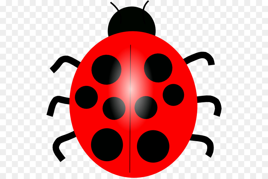 Lady bird clipart png free download Ladybird Clipart clipart - Ladybird, Graphics, Pattern ... png free download
