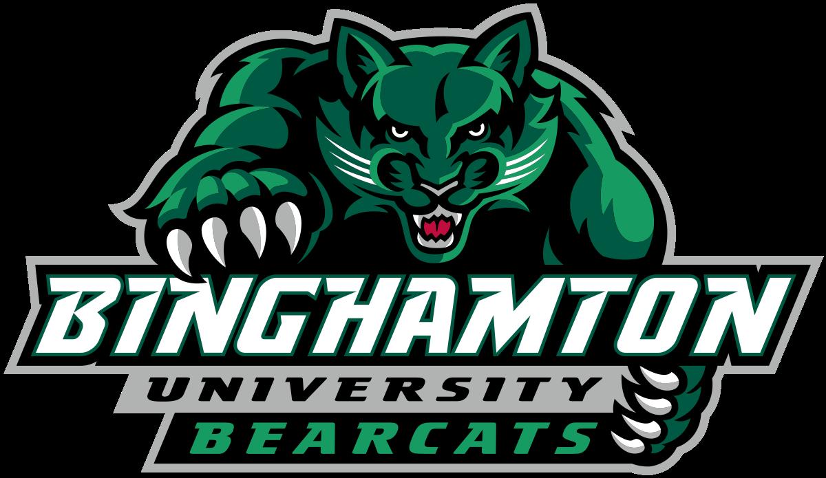 Lady cougar basketball clipart free library Binghamton Bearcats - Wikipedia free library