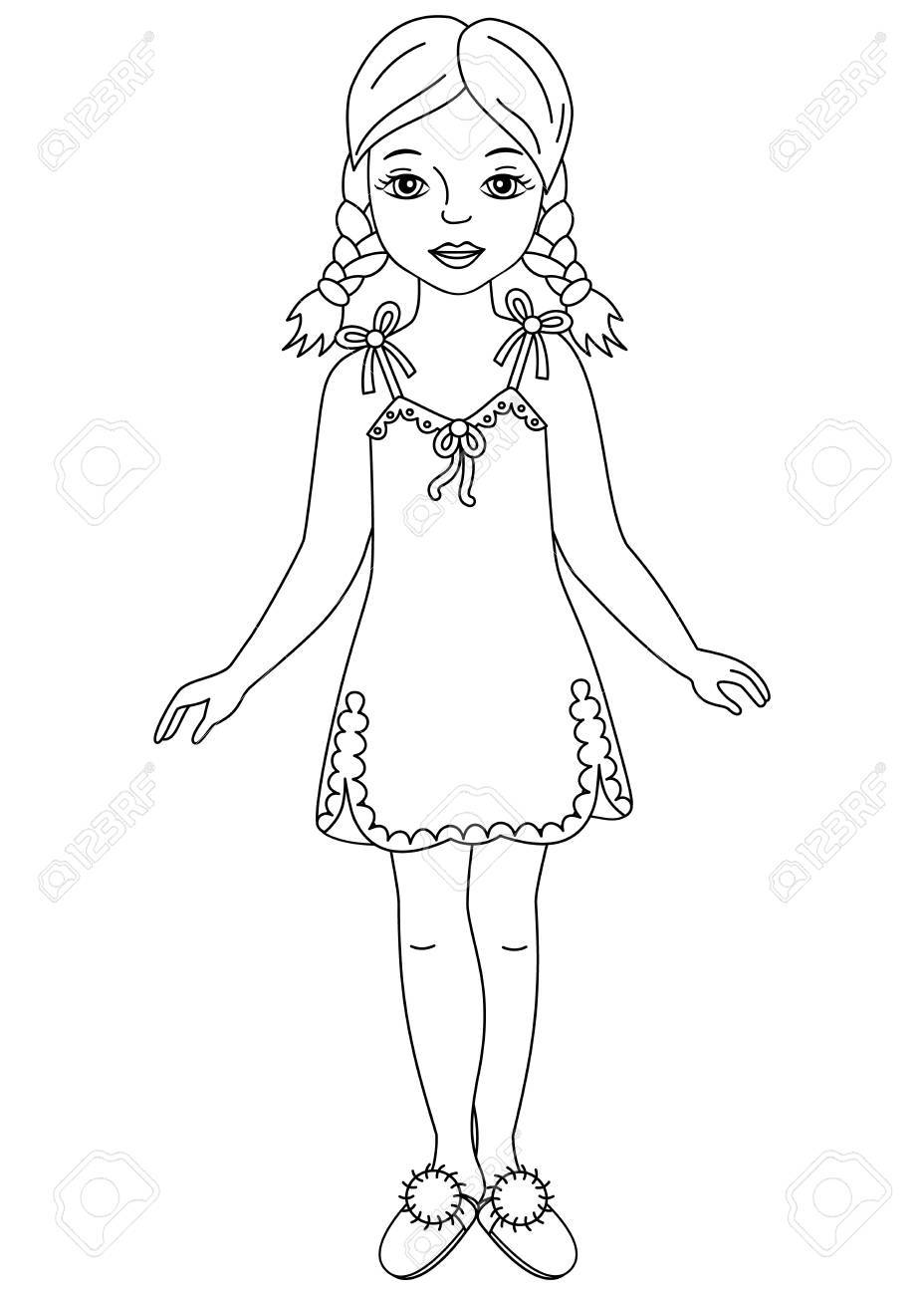 Lady in dress black and white clipart clip art library Woman in dress clipart black and white 2 » Clipart Portal clip art library