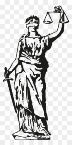 Lady justice clipart image black and white library Download Free png Lady Justice Free Clipart Lady Justice ... image black and white library