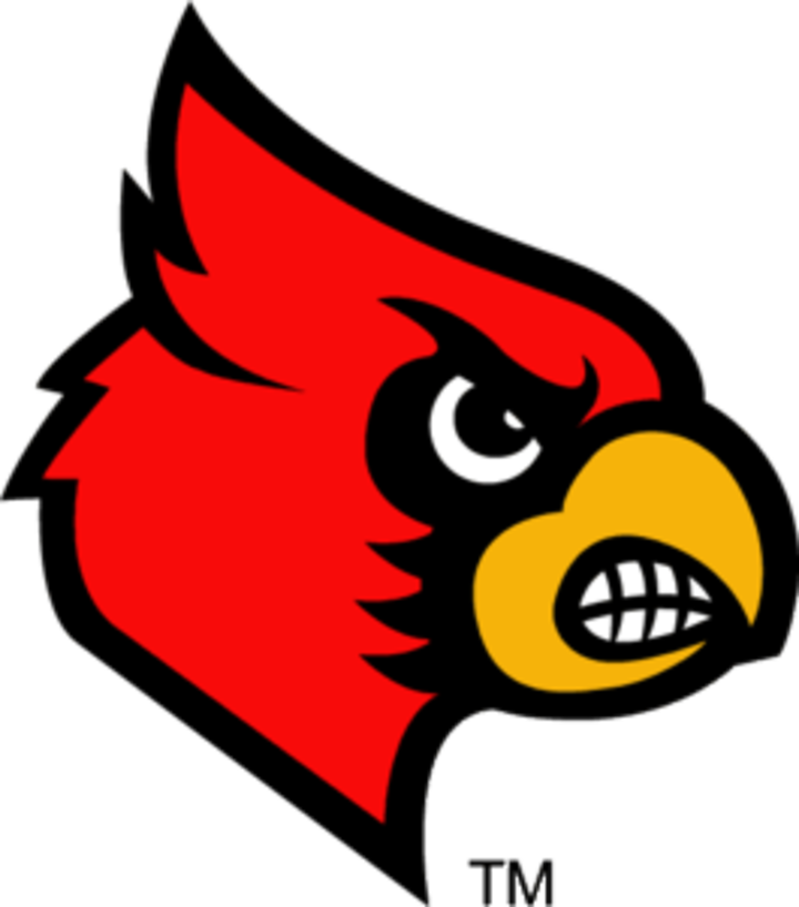 Lady mountaineers basketball clipart picture free stock The Louisville Cardinals vs. the West Virginia Mountaineers ... picture free stock