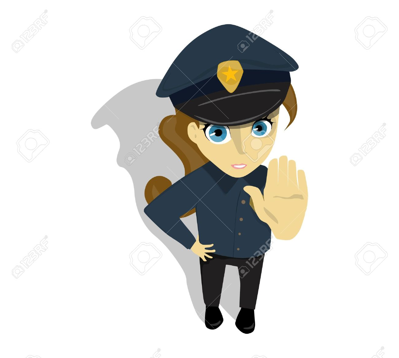Lady security guard clipart clip art download Female security guard clipart - ClipartFest clip art download