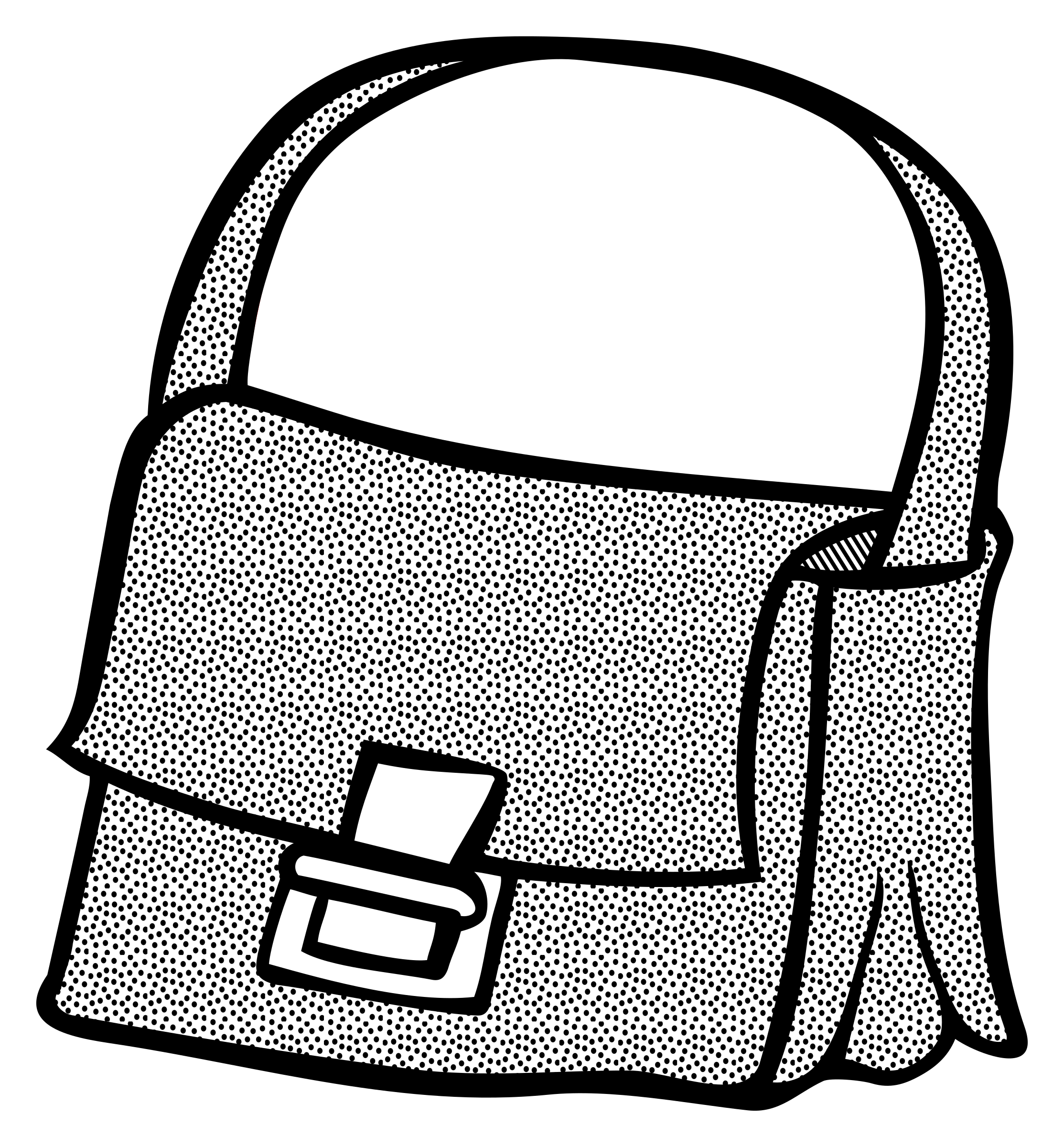 Lady with bag of money clipart image transparent stock Bag Line Drawing at GetDrawings.com | Free for personal use Bag Line ... image transparent stock