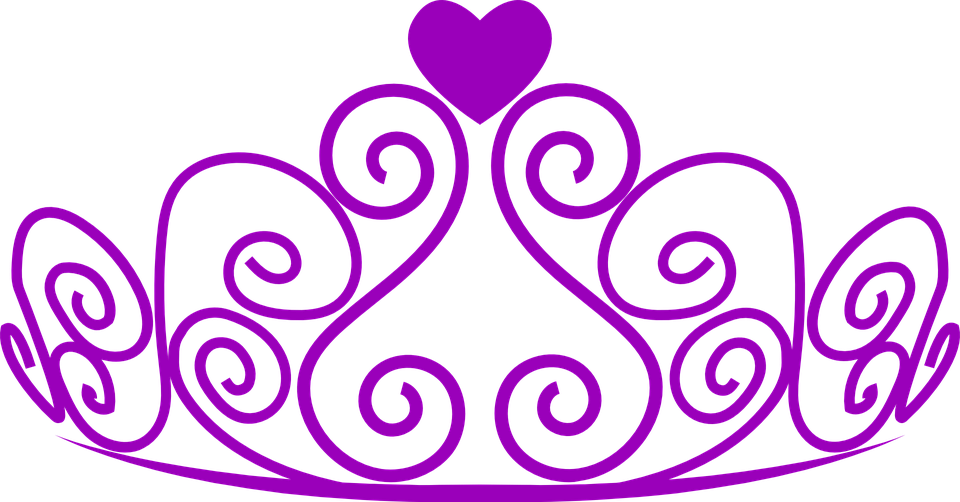 Lady with crown clipart download coroa png - Pesquisa Google   cameo silhouette - bebés   Pinterest download