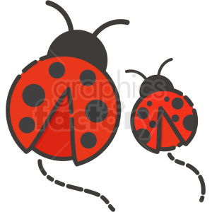Ladybug icon clipart svg transparent stock ladybugs icon . Royalty-free icon # 409175 svg transparent stock