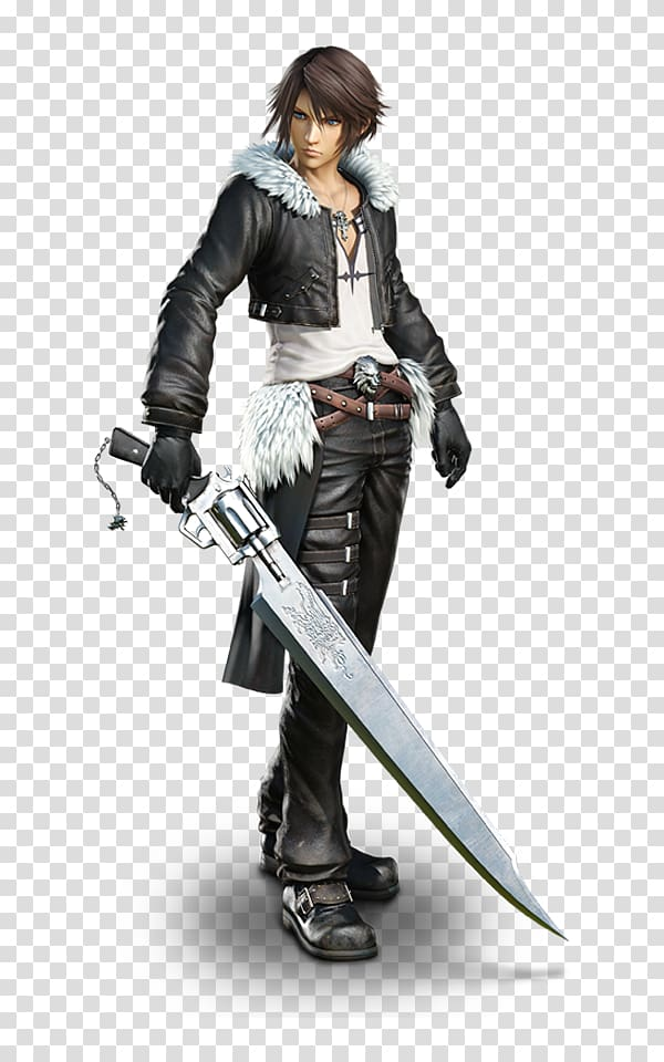 Laguna loire clipart vector freeuse stock Dissidia Final Fantasy NT Final Fantasy VIII Dissidia 012 ... vector freeuse stock
