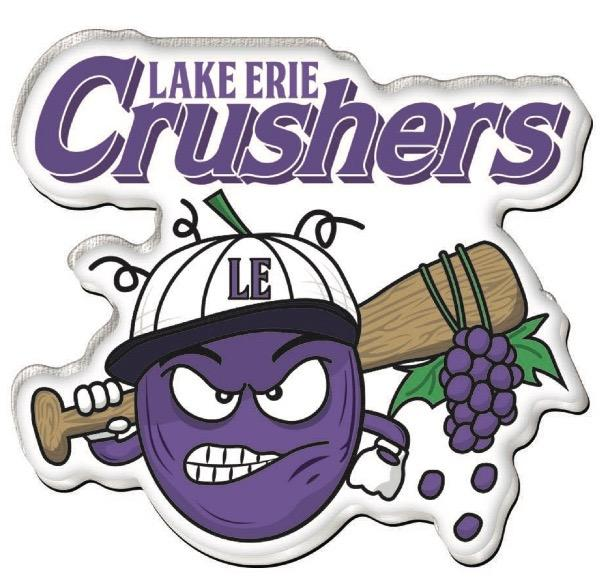 Lake erie crushers clipart