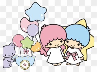 Lala clipart picture Twins Clipart Trait - Kiki And Lala Little Twin Stars - Png ... picture