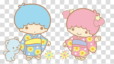 Lala clipart banner library library Little Twin Stars Render , Kiki and Lala illustration ... banner library library