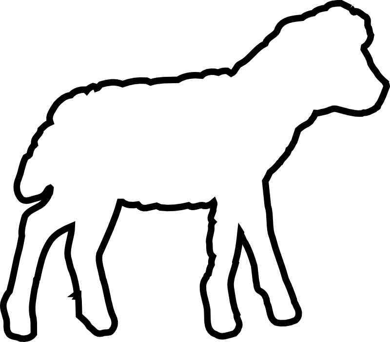 Lamb and cross clipart clip transparent library Chrismons and Chrismon Patterns to Download -- Christmas Customs and ... clip transparent library