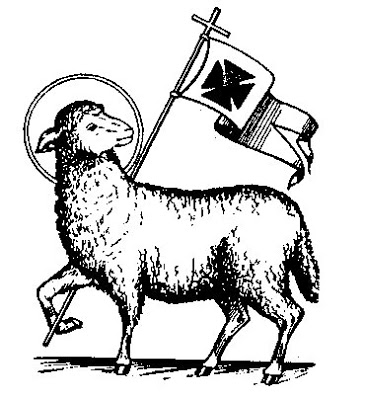 Library of lamb of god black and white royalty free stock ...