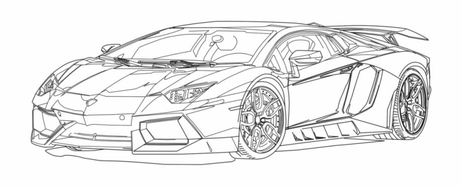 Lamborghini reventon clipart svg black and white Lamborghini Aventador Clipart Sports Car - Lamborghini ... svg black and white