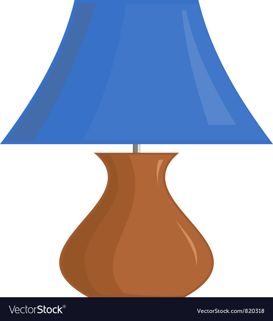 Lamp clipart vector jpg Image of the lamp shade jpg