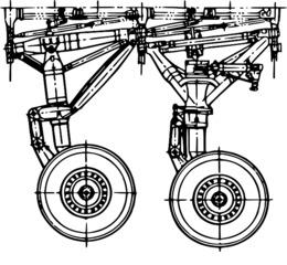 Landing gear clipart vector stock Landing Gear clipart - 5 Landing Gear clip art vector stock